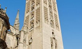 La Giralda and its Famous Weather Vane, El Giraldillo