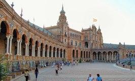 Plaza de España – A Legacy of the 1929 Exposition