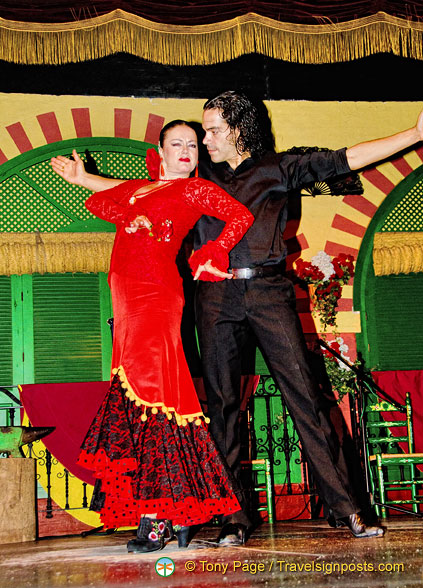 Flamenco in Sevilla