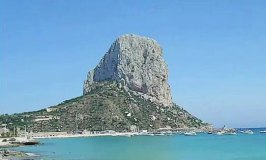 Revisiting Calpe on Spain's Costa Blanca; fifteen years on