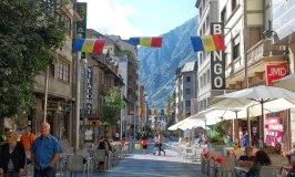 Andorra Main Street