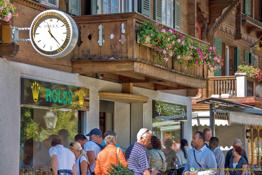 Tax Free Shopping in Switzerland