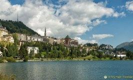 St. Moritz – A Glitzy Swiss Ski Resort