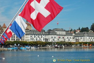 Visiting Switzerland