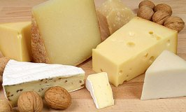Swiss Cheese – more than Gruyère, but…
