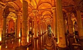 Yerebatan Sarnici or Basilica Cistern – Istanbul's Sunken Palace