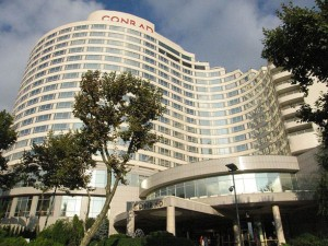 Conrad Istanbul, Istanbul Hotel