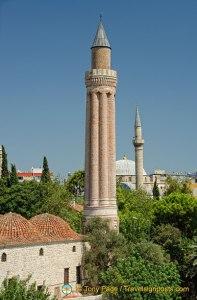 Fluted Minaret