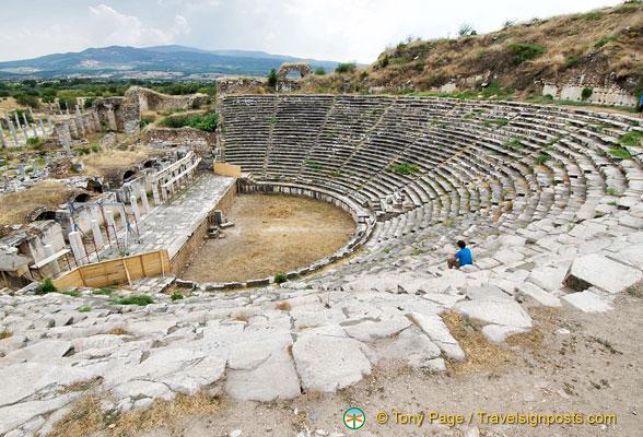 Aphrodisias Theatre