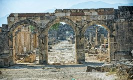 Arch of Domitian - Hierapolis