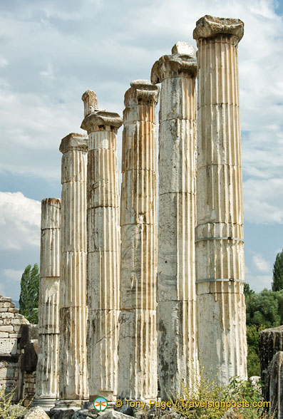 Temple of Aphrodite, Afrodisias
