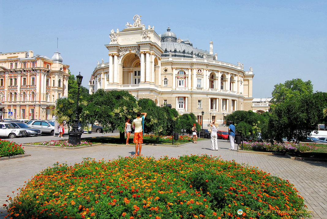 """Odessa - """"Pearl of the Black Sea"""""""