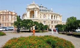 Opera and Ballet Theatre, Odessa, Ukraine