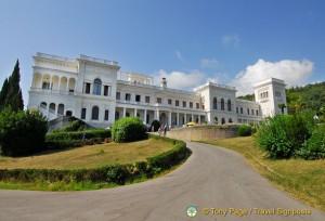 Livadia (White) Palace - Yalta, Ukraine