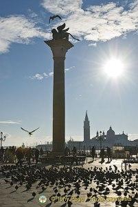 Lion of St Mark, Venice