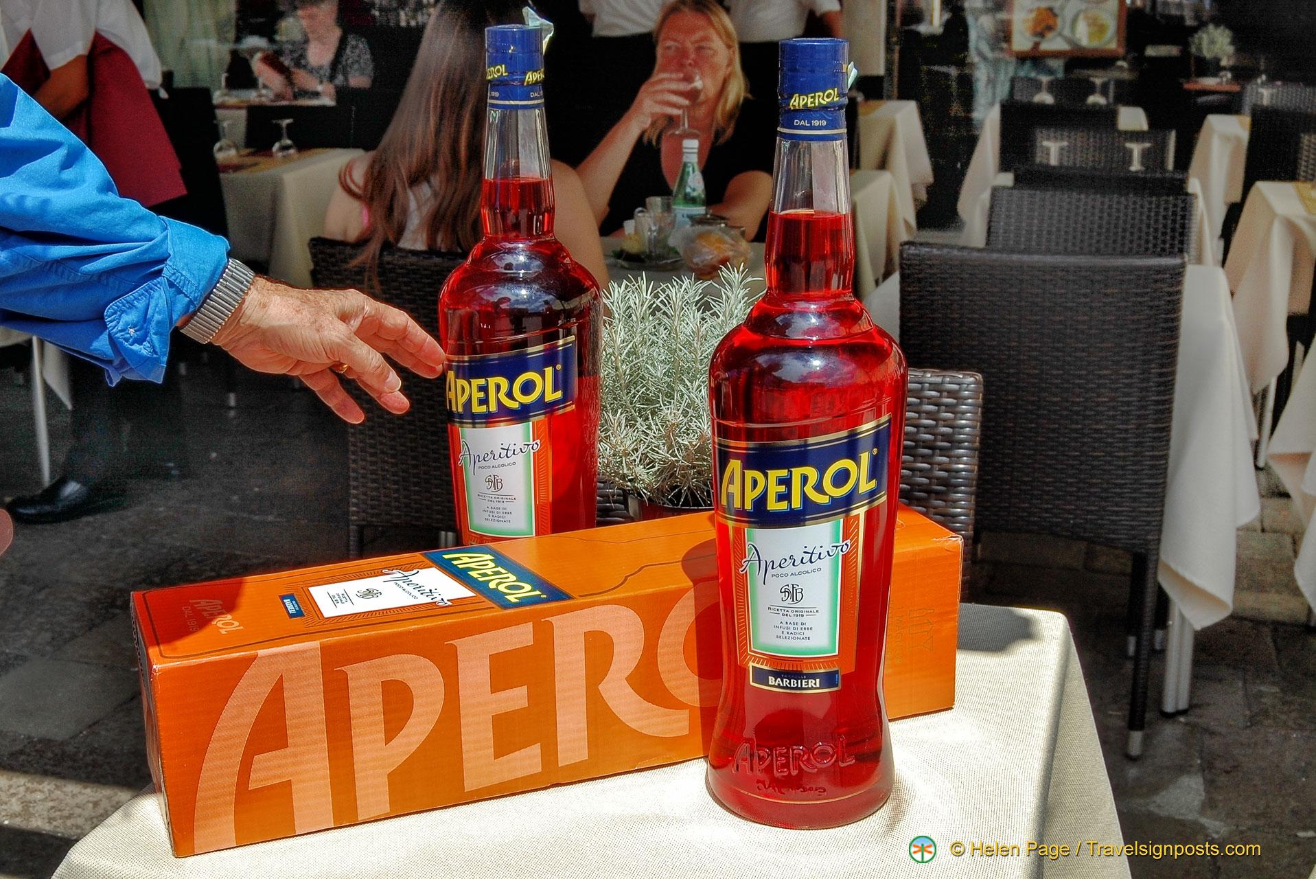 Aperol Spritz | Aperol Apéritif | Alcoholic Drink