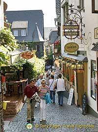 Drosselgasse, Rudesheim