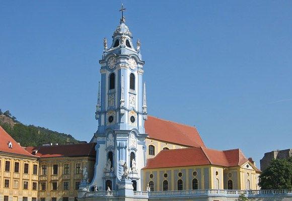 Durnstein Stiftskirche