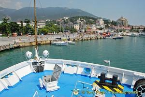 Leaving Yalta