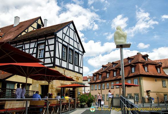Klosterbräu brewery