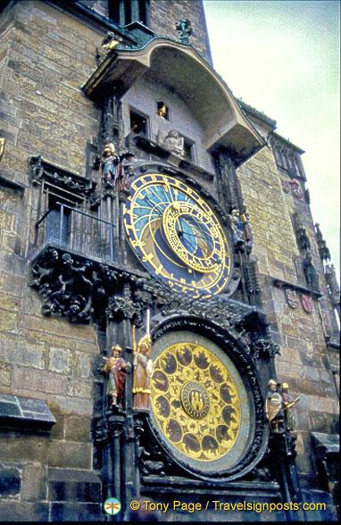 Prague Astronomical Clock