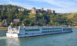 Cruising the Romantic Middle Rhine