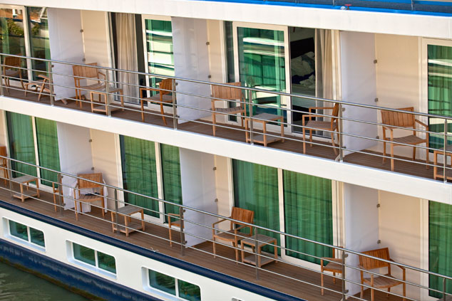 What Are The Best Rooms With Balconies On River Cruises