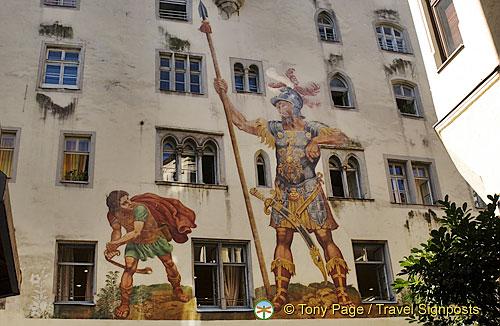 Goliath House