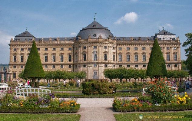 Würzburg Bishop's Residenz