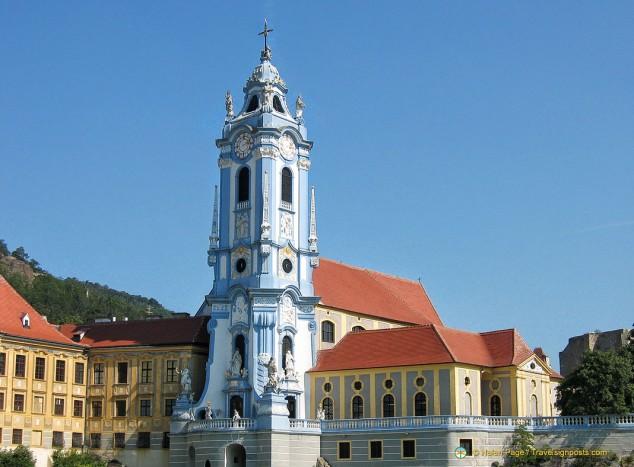 Durnstein-Stiftskirche
