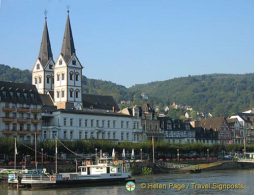 Boppard, Rhine River Cruise