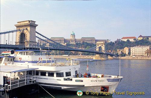 Budapest River Port