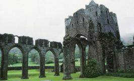 Llanthony – the valley in the heart of Wales