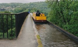 Offa's Dyke – Pontcysyllte Aqueduct Llangollen