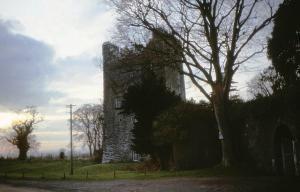 Foulksrath Castle, near Kilkenny, Ireland