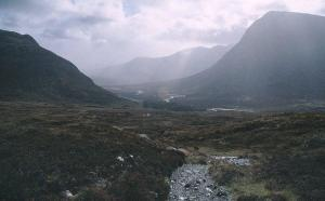 Near Glencoe Valley
