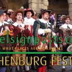Rothenburg festival: Der Meistertrunk