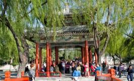 Heralding Spring Pavilion