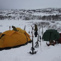 Winterhike blog - Barents Sea Expedition 2012