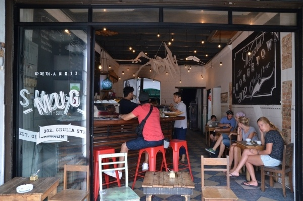 The Best Cafes to Work from in Georgetown, Penang, Malaysia