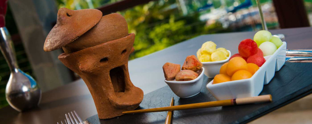 Soleil Saint Lucia Summer Festival 2017 TravelSmart VIP food rum