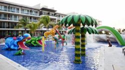 splash safari Creature Slides travelsmart vip