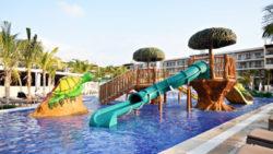 splash safari Tree Slide travelsmart vip
