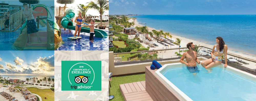 Tripadvisor Travelers Choice Awards 2019 Royalton Punta Cana Royalton Riviera Cancun Grand Memories Splash Punta Cana TravelSmart VIP