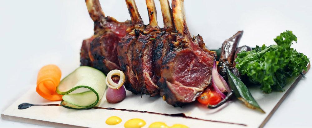 Saint Lucia Food Big Chef Steakhouse Restaurant Royalton St Lucia TravelSmart VIP