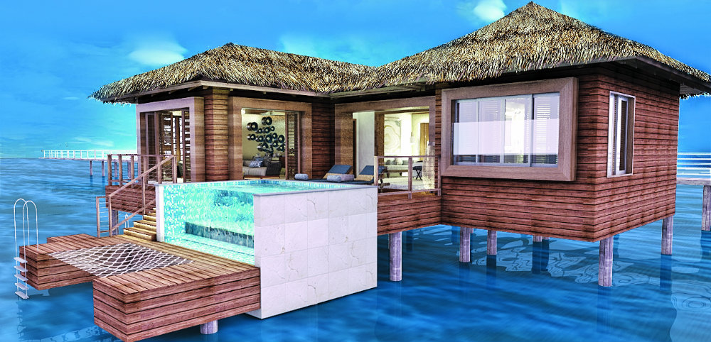 Royalton Antigua Overwater Bungalows Palafitte TravelSmart VIP blog