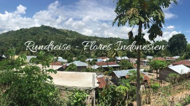 Flores Indonesien Rundreise