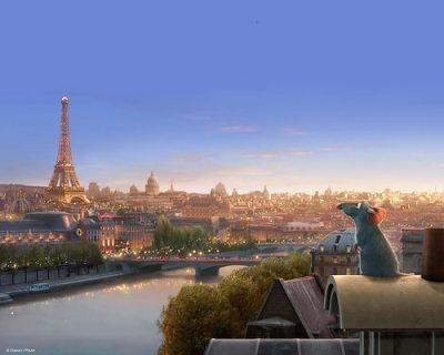 Ratatouille Parigi