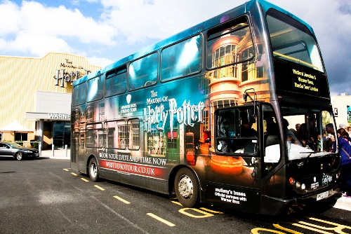 studios harry potter londra