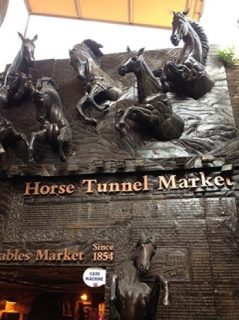 horse tunnel market london